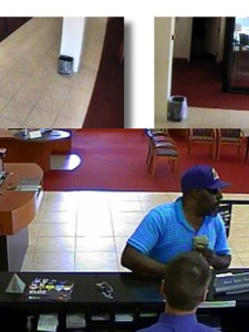 Suspect Sought in Early Morning Bank Robbery in Tamarac