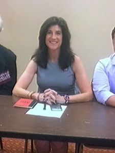 Tamarac Mayoral Candidate's Party Preferences Revealed at Kings Point Republican Club