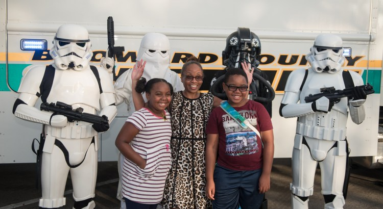 Photos from Tamarac's National Night Out Event