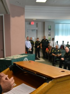 Sheriff Israel: Deputies Required to Carry Less-Lethal Weapon