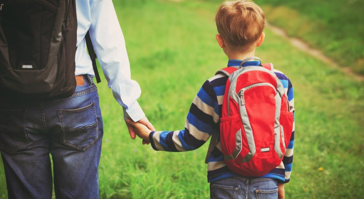 Broward County Schools Participates in 'Dads Take Your Child to School Day'