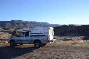 camper down