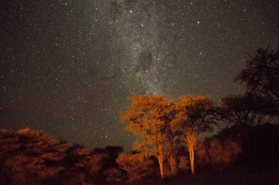 Kalahari Milky Way