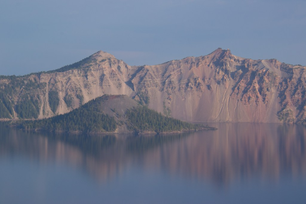 Crater Lake National Park, Wizard Island