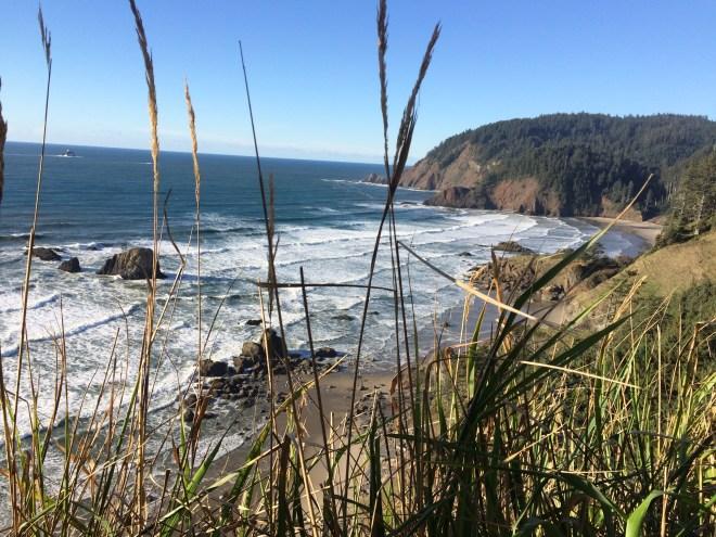 Oregon, Pacific coast, Pacific Ocean, Indian Beach