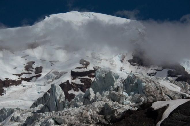 Coleman Glacier, Mount Baker, Washington