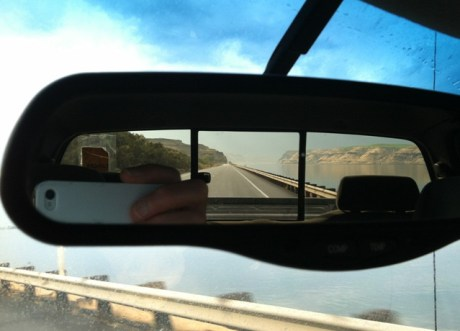 Rearview is 20/20 morning clarity