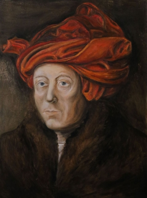 a man in a turban