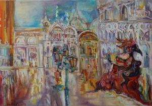 Venice s piazza di san marco