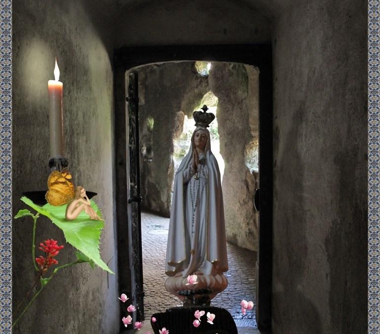 Sintra – Louvor na Regaleira