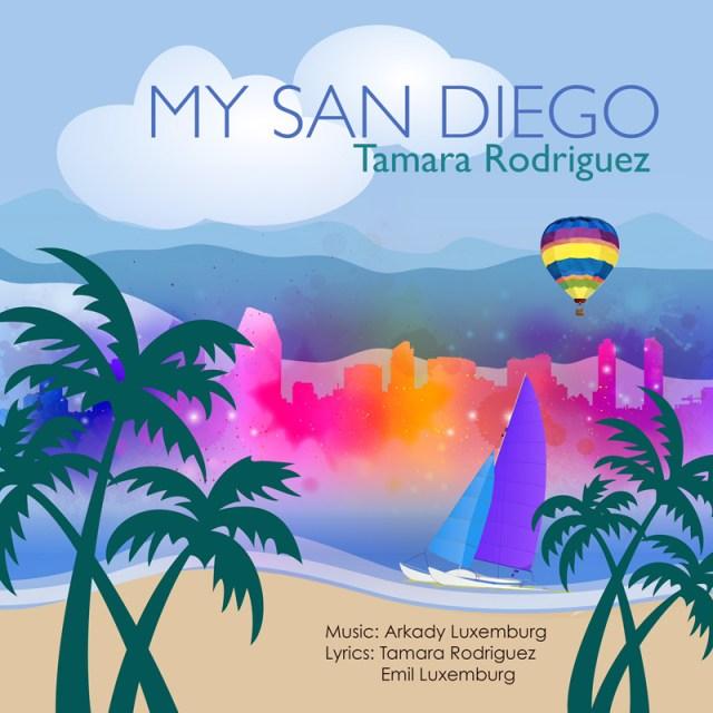 2016_Tamara-Rodriguez_My-San-Diego-Song-Poster