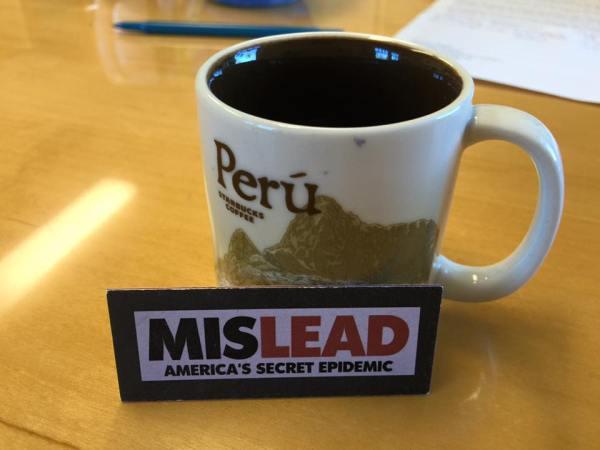 Starbucks Coffee Company Espresso Collectable Cup, Peru