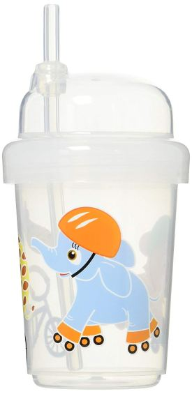 NuSpin Zoomie Straw Cup (sippy cup): Non-Detect for Lead, Mercury & Arsenic. Trace Cadmium in the straw.
