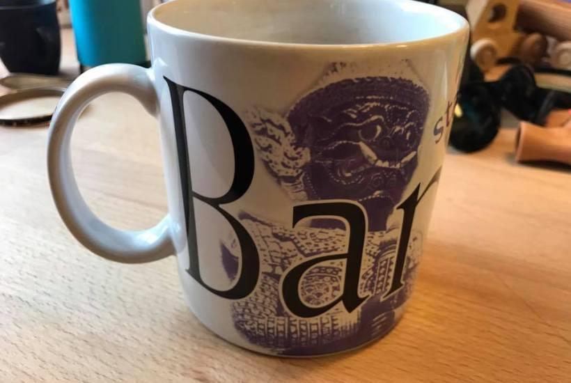 Starbucks Coffee City Mug Collector Series