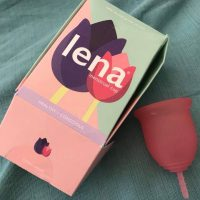 Pink Lena Cup
