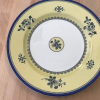 Spode Yellow Albany 1