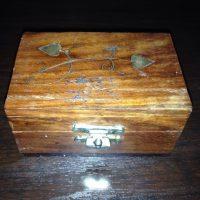 Leaded Brass Wooden Box India Tamara Rubin Lead Safe Mama
