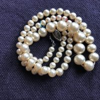 Heavy Faux Leaded Pearls Tamara Rubin Lead Safe Mama