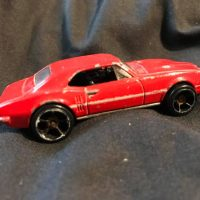 67 Pontiac Hot Wheels Mattel Tamara Rubin Lead Safe Mama 1