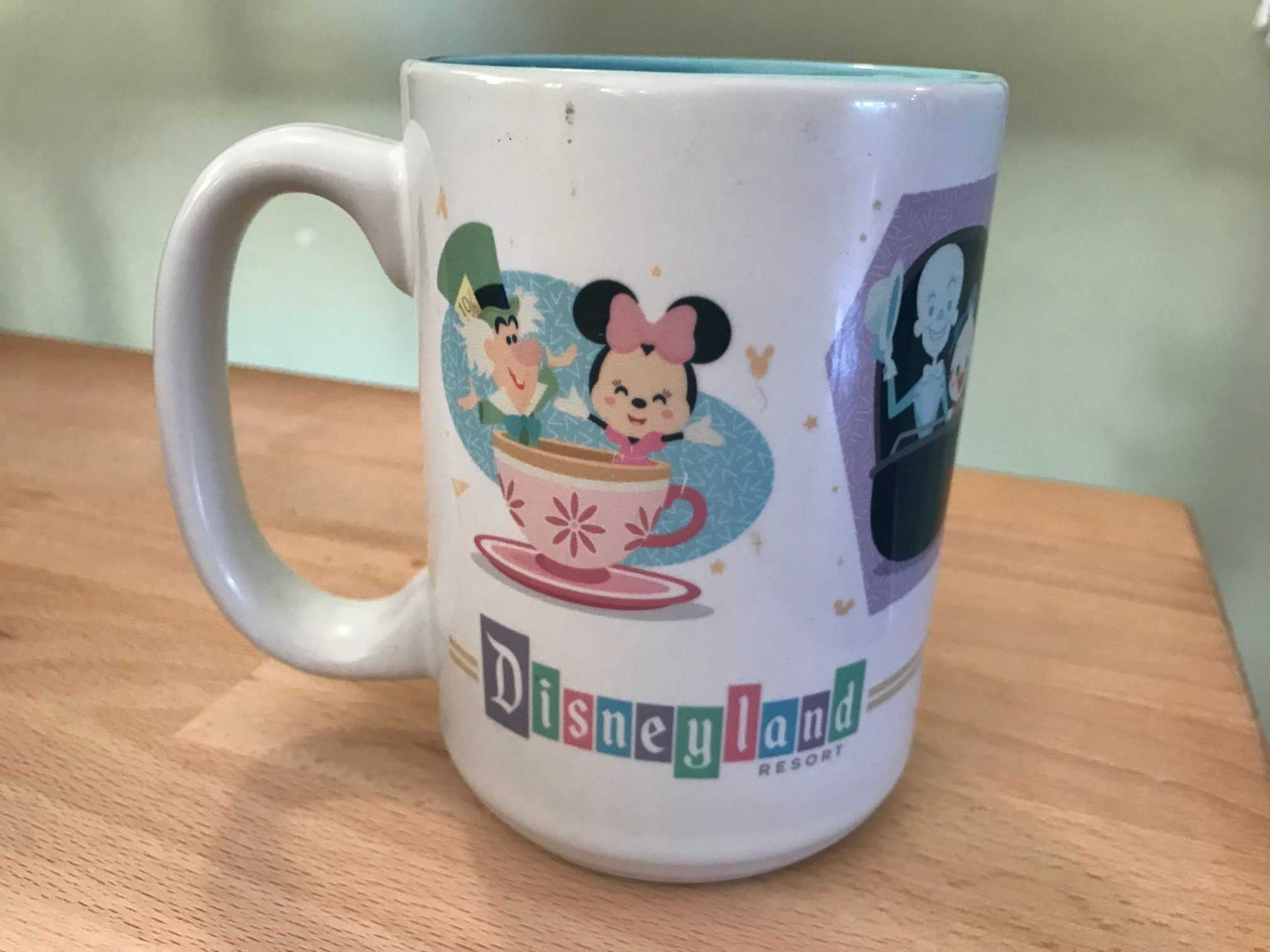Authentic Original Disney Parks Mug Made In Thailand Tamara Rubin Lead Safe Mama 3