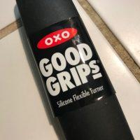 July 2018 New OXO GoodGrips Silicone Flexible Turner Spatula 4