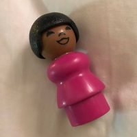 Fisher Price Little People Sesame Street Maria