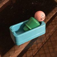 Vintage Fisher Price Toy Lead Safe Mama Bathtub 1