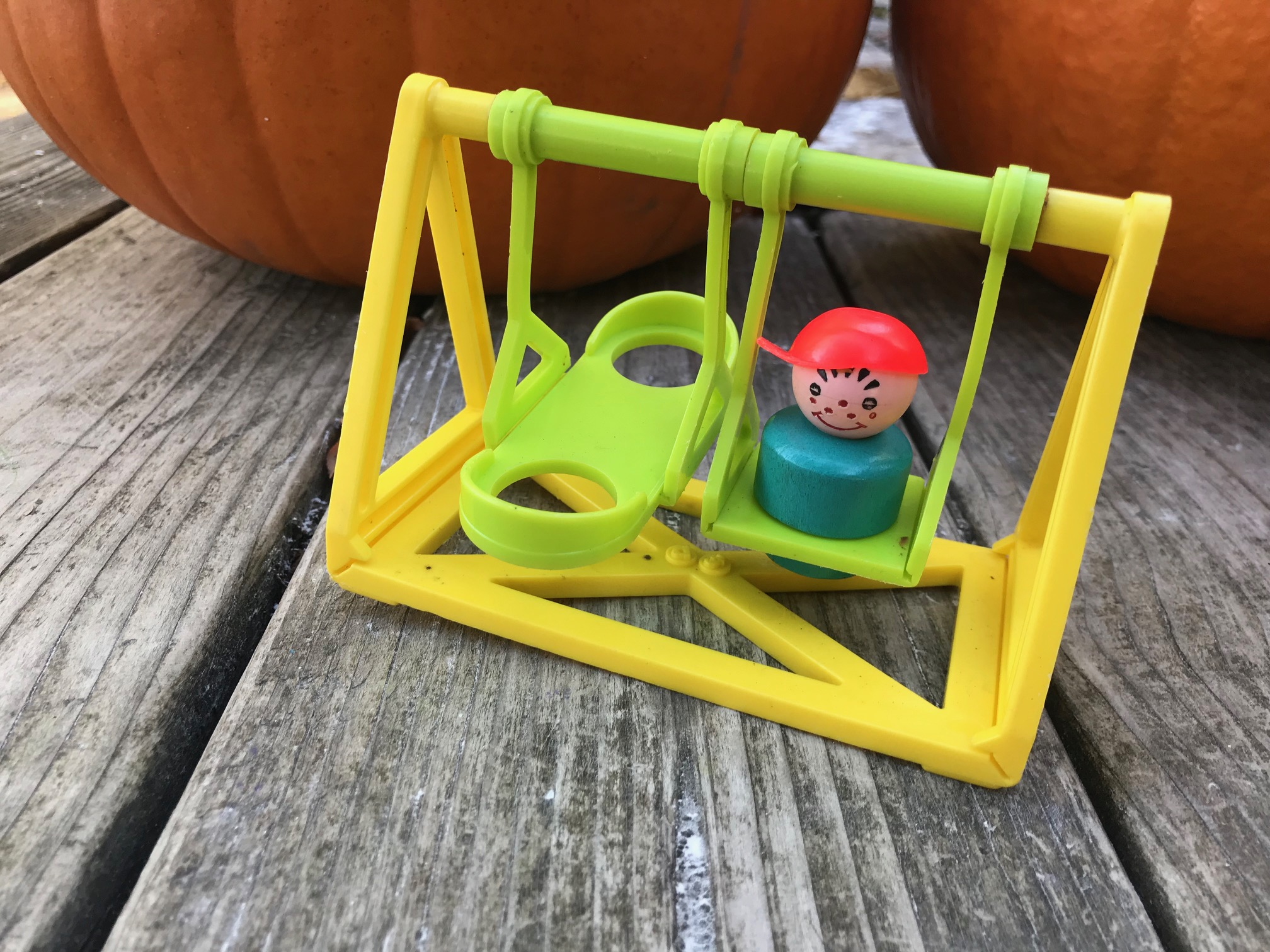 XRF [Heavy Metals Toxicity] Test Results for Vintage Fisher Price Little People Swingset
