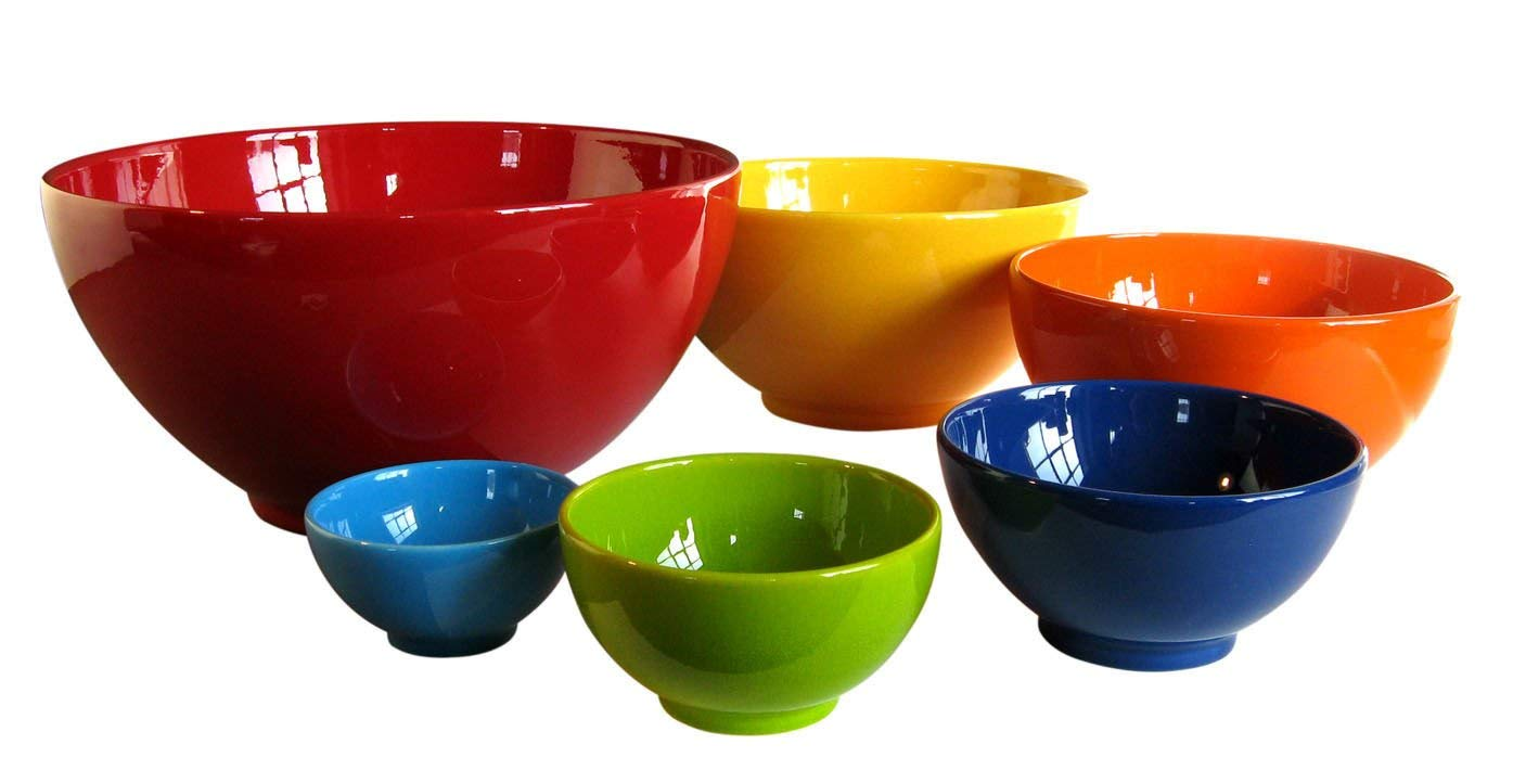 Do my Waechtersbach nesting bowls have toxicants like lead and cadmium in the glaze?