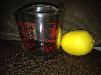 Anchor Glass One-Cup Measuring Cup: 32,500 ppm Lead (in exterior markings). [90 ppm is unsafe in kids' items.]