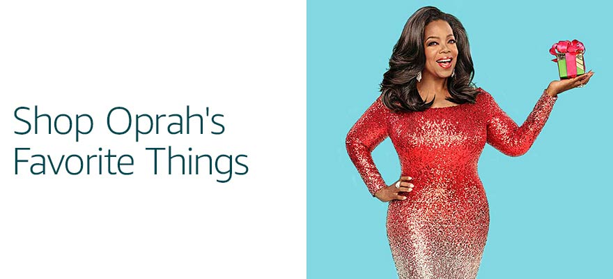 Image from Oprah's Favorite Things listing on Amazon.com