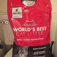Worlds Best Cat Litter Corn Based Lead Safe Mama 1