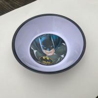 Plastic Made In China Batman Bowl Lead Safe Mama 1