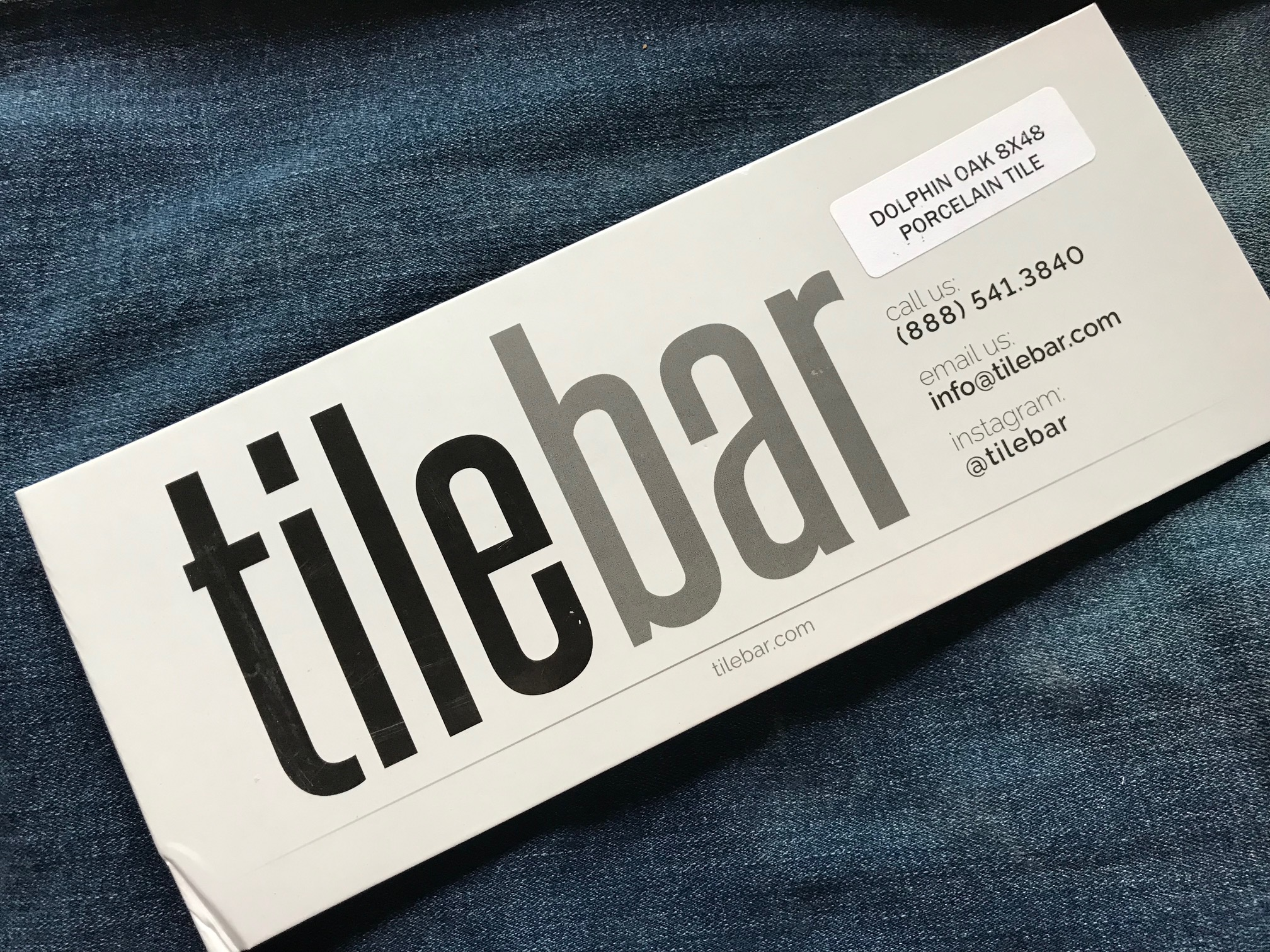 Dolphin Oak Porcelain Tile from tilebar: 238 ppm Lead (90 is unsafe in kids' items)