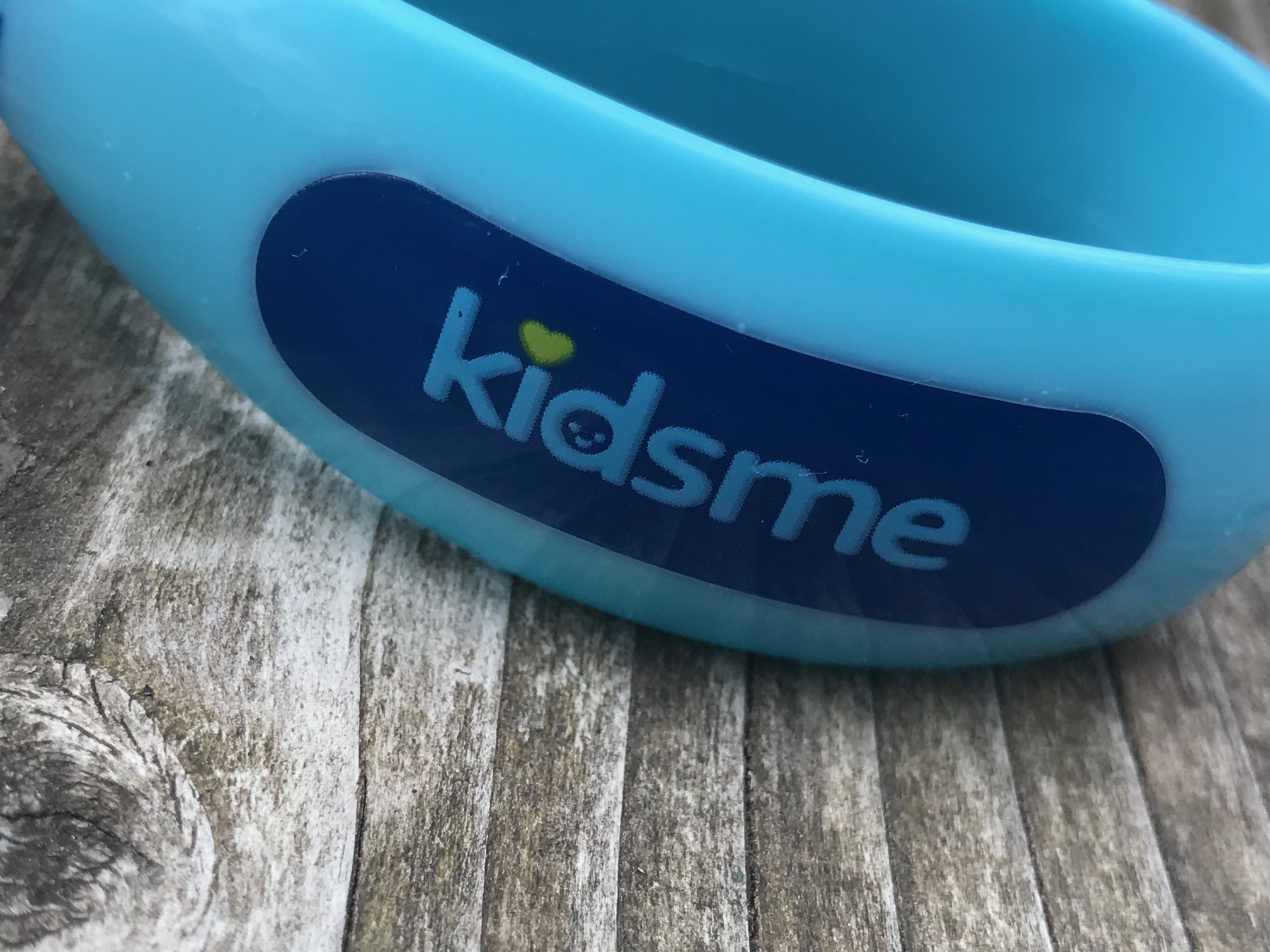 Kidsme My Turn Spoon Trainer Aqua, Blue. Non-detect for Lead, Cadmium, Mercury, Antimony and Arsenic.