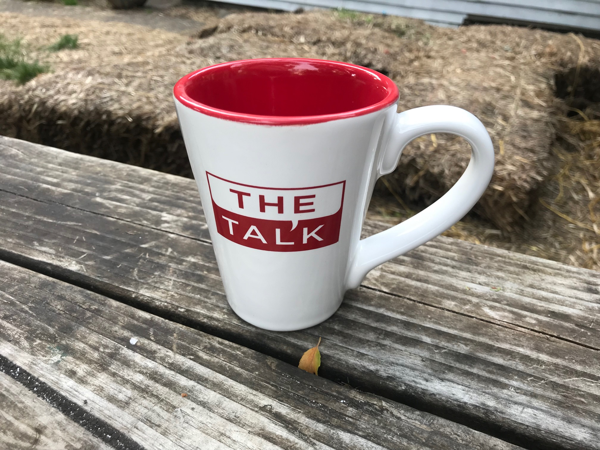 "New Series: Talk Show ""Set Mugs"" (Used On Set By Hosts & Guests). The Talk Mug: 1,829 ppm Cadmium (a known carcinogen, 75 ppm is illegal in Denmark)"
