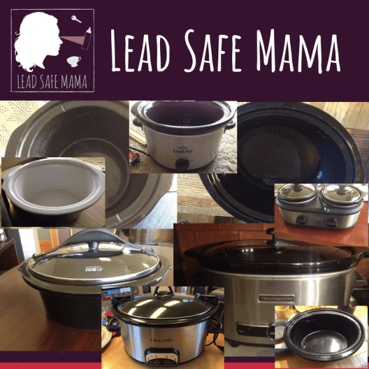 #AskTamara: Q. Which crock pots do you recommend? A. None. Q. Which slow cookers are Lead-free?