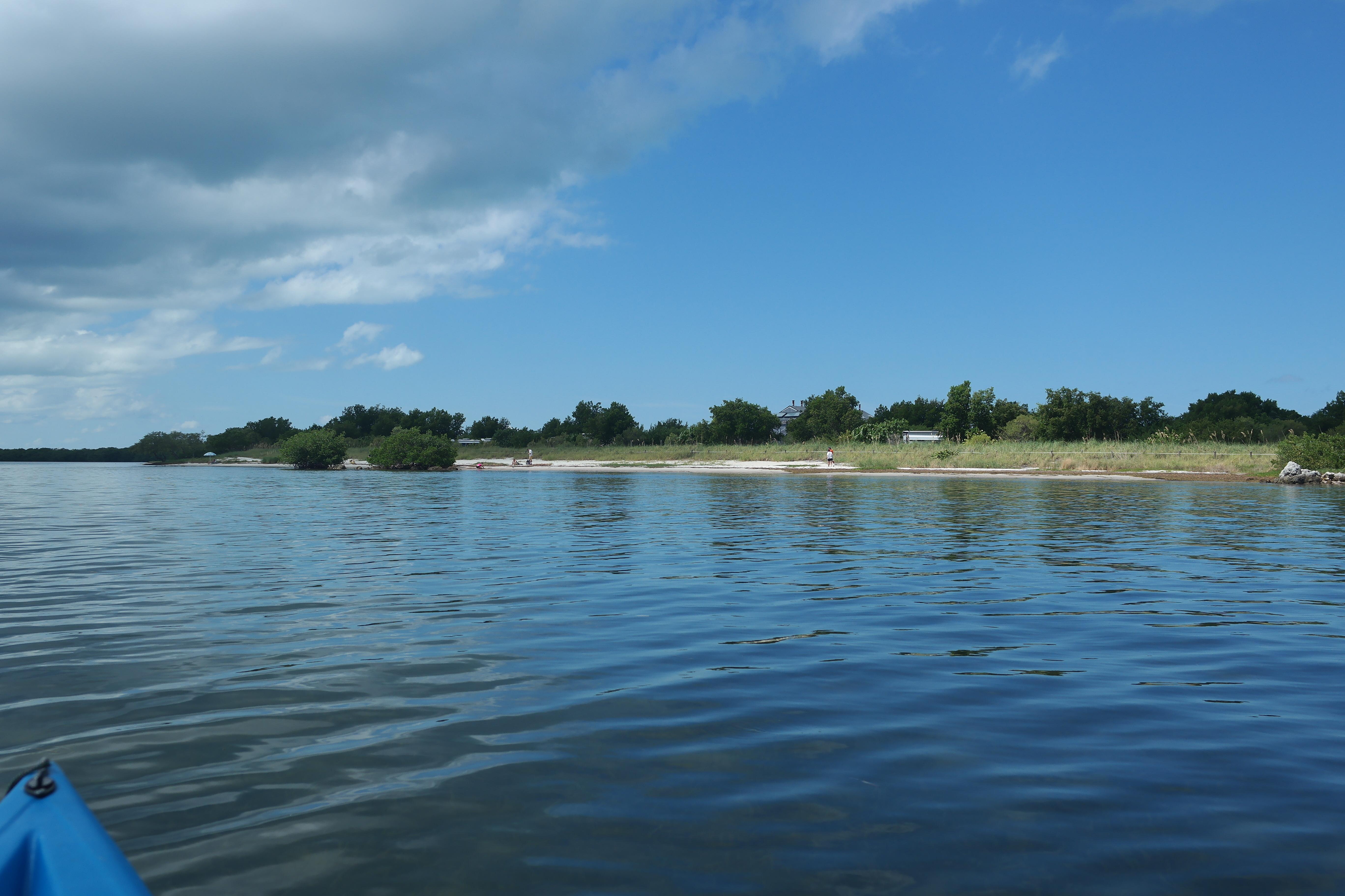 Marathon Secret Sandbars And Kayak Fishing In The
