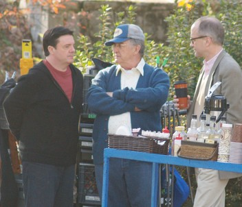 Nathan Lane in Atlanta to Work on New Sitcom for USA Network