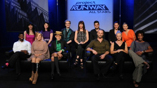 Project Runway All Stars: Boring Premiere Episode, or Just Me?