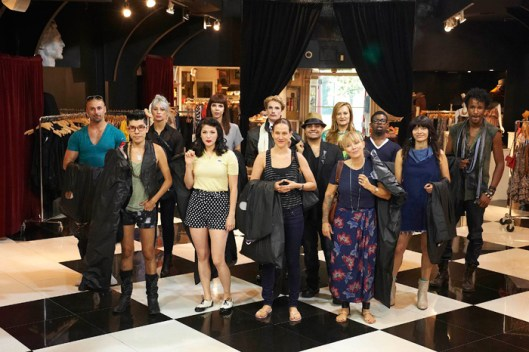 Project Runway All Stars Design Gowns for the Opera