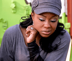 Phaedra Parks Accused All Sorts of Nonsense by Very Troubled Woman