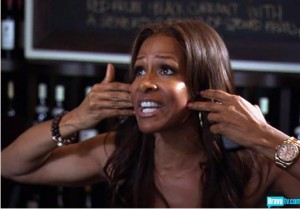 Bravo Posts Statement about Sheree Whitfield's Departure...