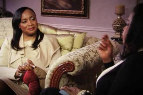 Oprah interviewing Pat Houston After Whitney's Death