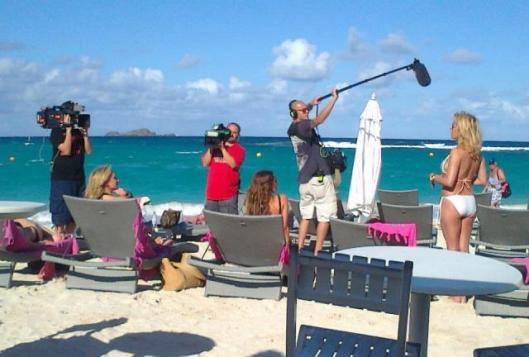 The Real Housewives of NYC Take St. Barts or Was it St. Tomas?
