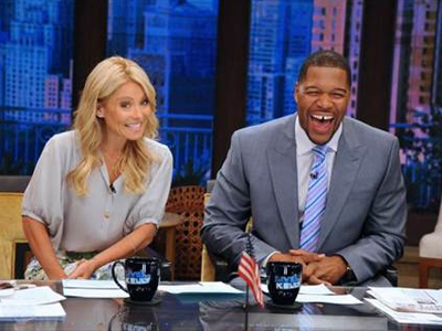 Michael Strahan To Take Over for Regis Philbin