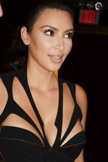 Kim Kardashian Is Just Like A Cancer Patient, or William and Kate, Or Something