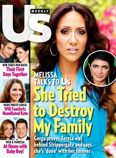 Who Is Winning The RHONJ Tabloid Cover War?