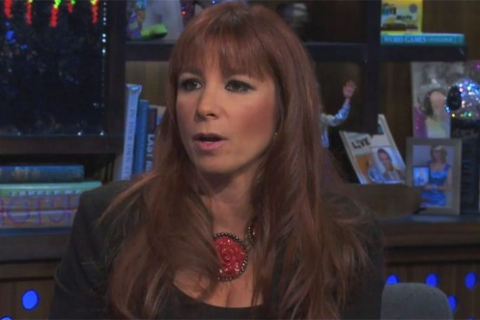 Jill Zarin Proves She's Still Delusional on Watch What Happens Live