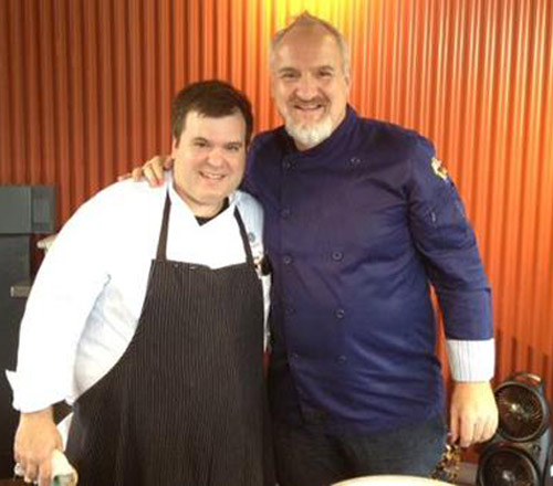My Favorite Top Chef Seattle Contestant Anthony Gray and Master Chef Mentor Art Smith